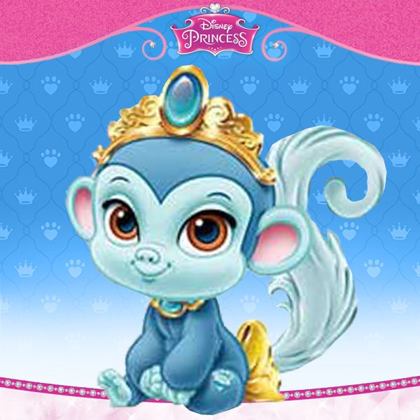 Disney Princess Palace Pets - Nyle (Jasmine's monkey)