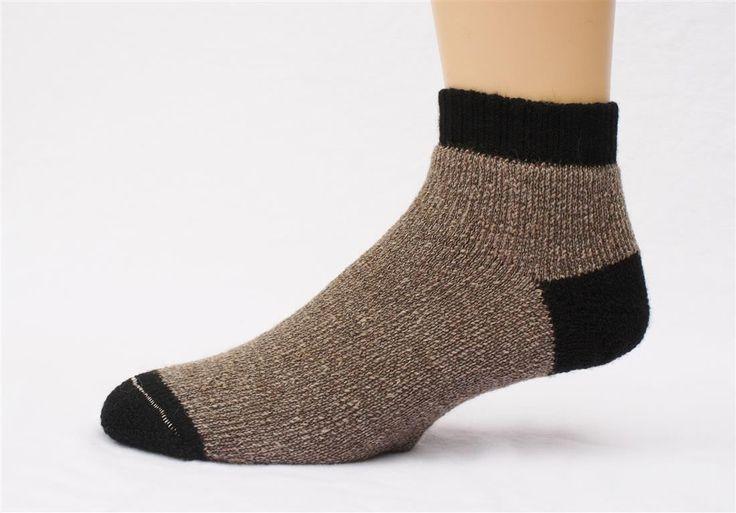 """""""SlipperBootie"""" Alpaca Sock"""