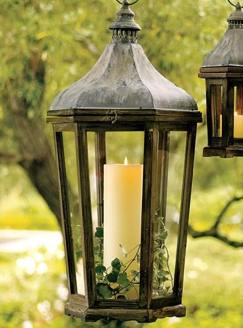1000 ideas about Outdoor Lanterns on Pinterest