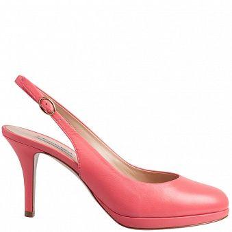 Туфли открытые женские RITA ELISEO, REL_E171, CORALLO