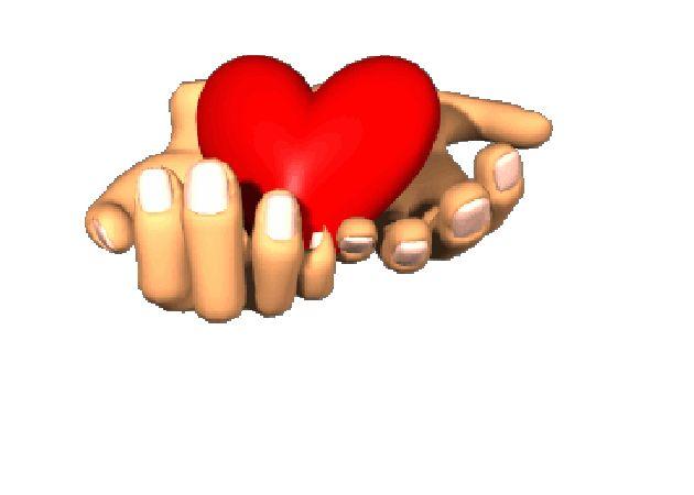 мужу сюрприз картинка сердце в ладошке анимация проходят обучение инструктаж
