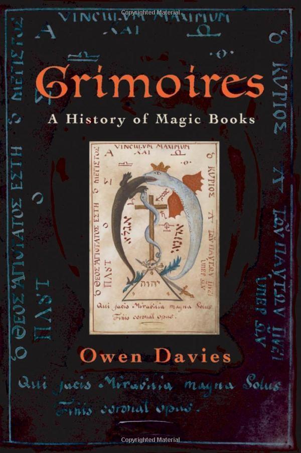 Amazon.com: Grimoires: A History of Magic Books (9780199204519): Owen Davies: Books
