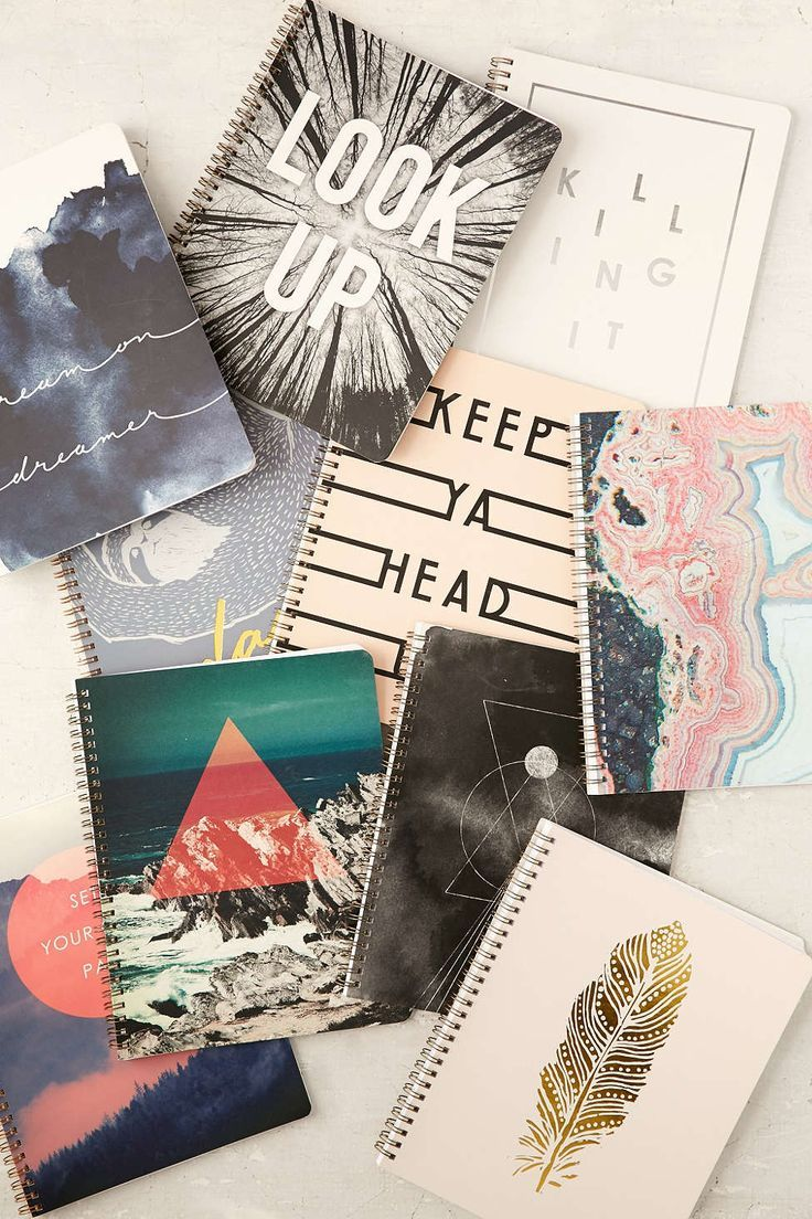 Agate Notebook - Urban Outfitters Pinterest//@serahrose// instagram//@