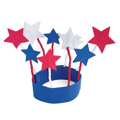 4th of July Crafts: Star Spangler (Patriotic Clothing) | Spoonful