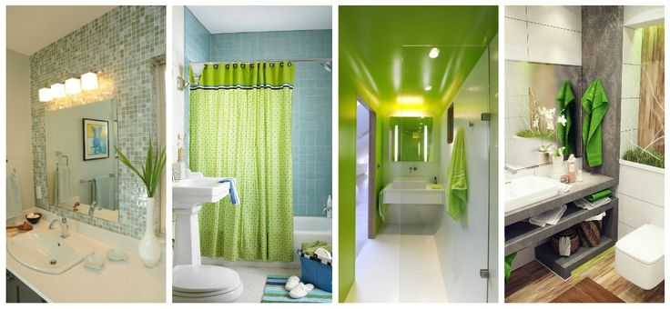 Best 25+ Bright Green Bathroom Ideas On Pinterest
