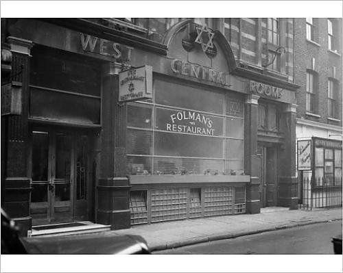 West Street London Restaurants