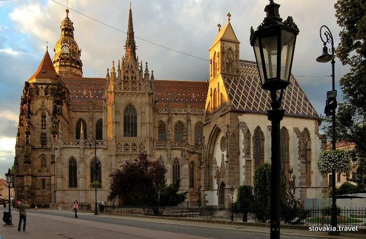 GothicCathedral of St. Elisabeth, Košice