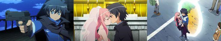 Zero no Tsukaima S4 VOSTFR BLURAY - Animes-Mangas-DDL.com