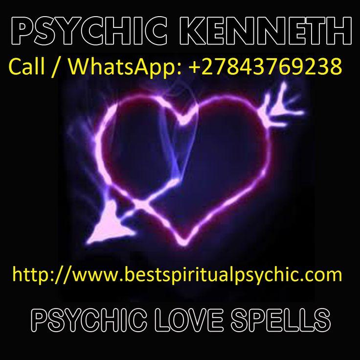 Spiritual Healer Kenneth, Call WhatsApp: +27843769238