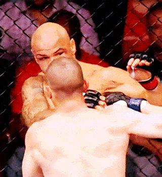 Oh Dammmmnnnnnn !!!! MMA in slow motion is the best.