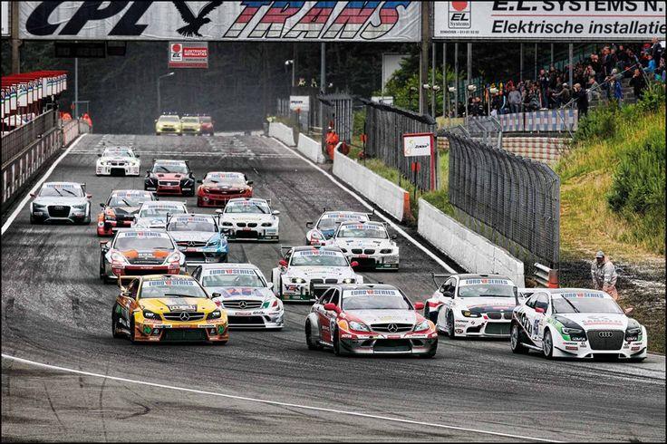 Il prossimo weekend sul circuito di Monza pronti al via le vetture della EuroV8 Series e della EuroGTSprint
