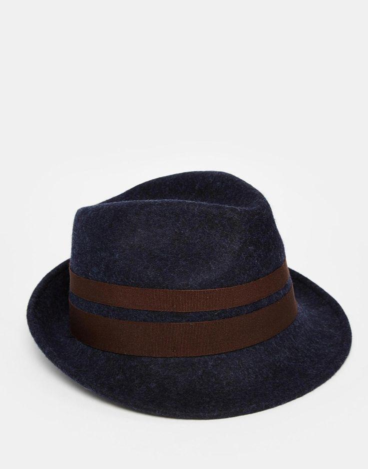 Image 1 ofCatarzi Trilby Hat