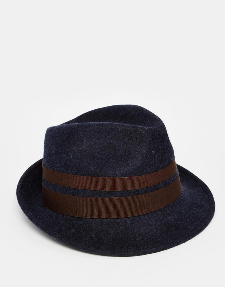 Image 1 of Catarzi Trilby Hat