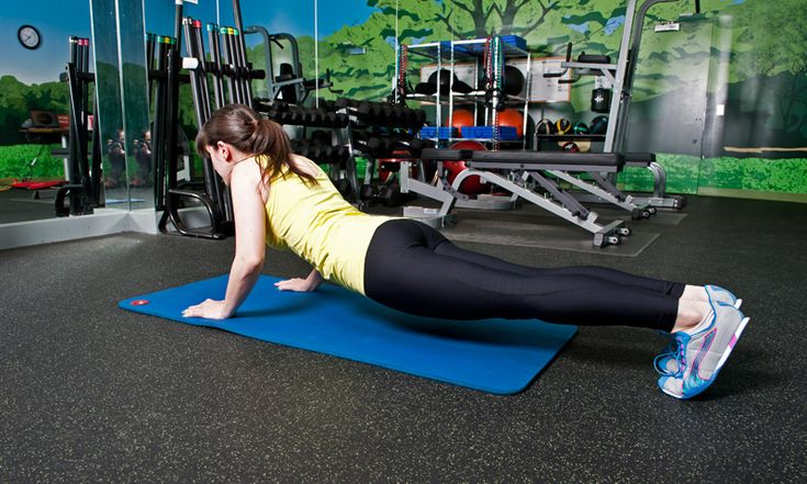 How To Do The Perfect Pushup