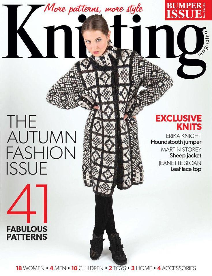 Knitting October 2013 - 轻描淡写 - 轻描淡写