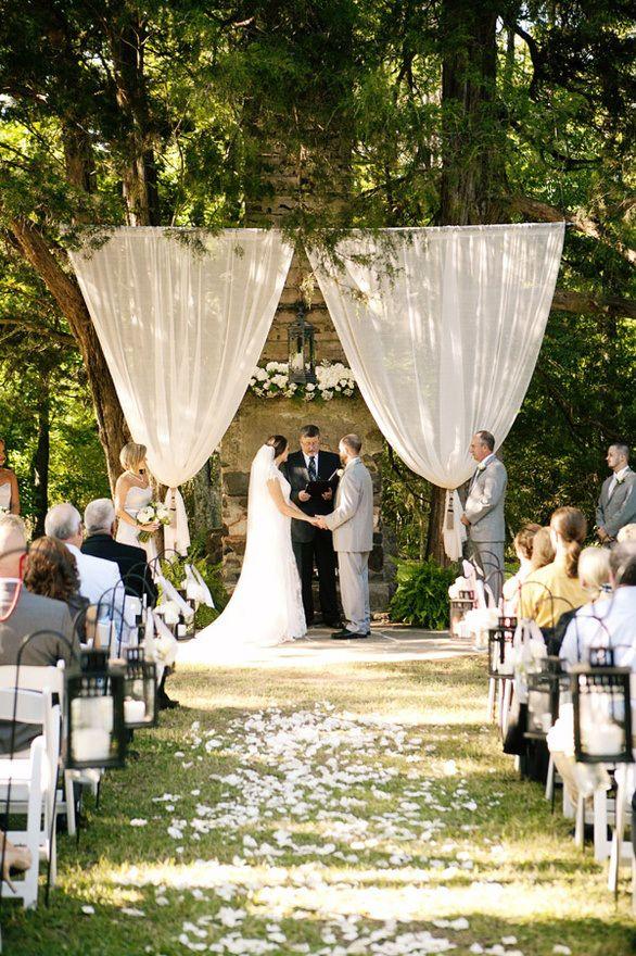 Awesome Backyard Wedding   Google Search