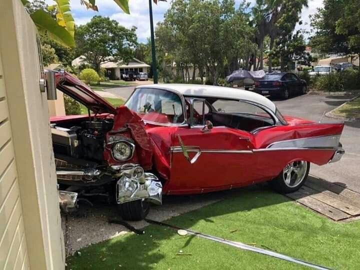 Pin By John On Muscle Cars Classic Cars Drag Racing Cars Car Crash