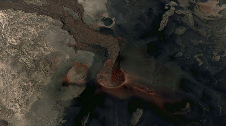 volcanes en malargüe