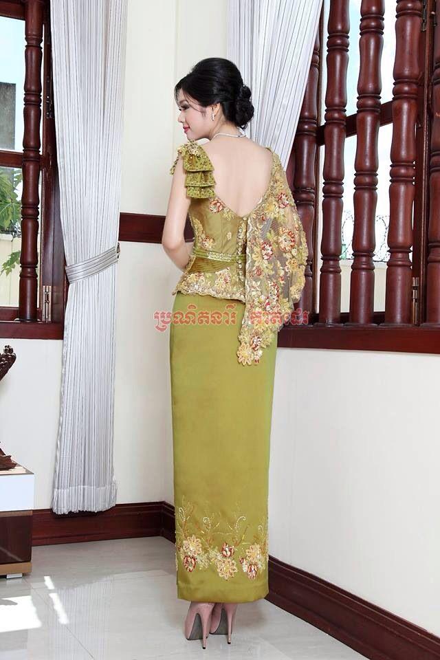 Cambodia dresses