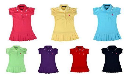 В каком цвете платье Ральф Лорен вам нравится больше?