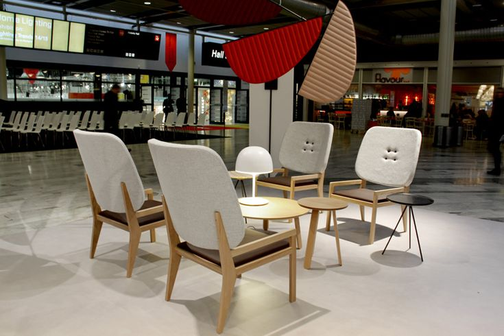 GamFratesi named guest of honor at stockholm furniture & light fair 2014
