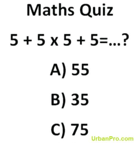 Let see who got the right answer first?