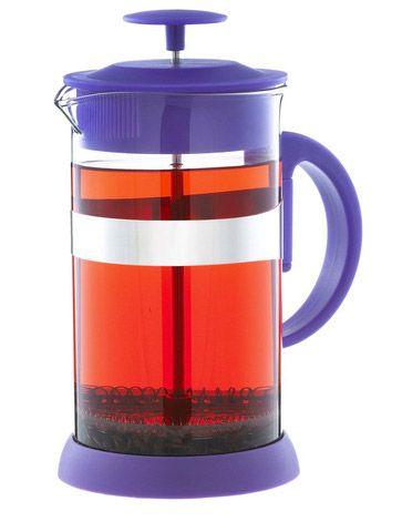 Zurich 1000 ml (34 oz) Purple French Press - cocafe
