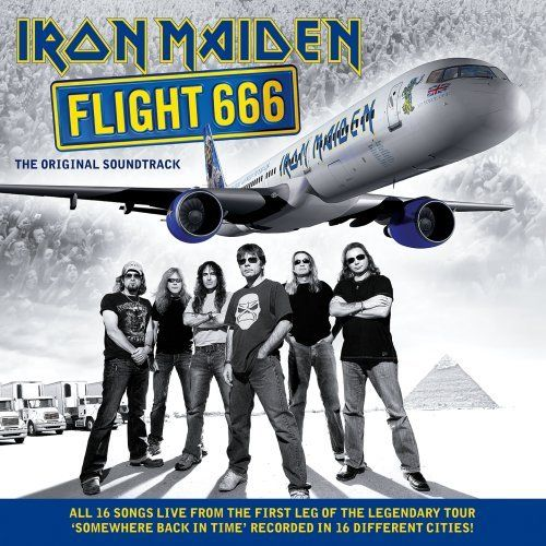 Iron Maiden, Flight 666*****: By every measure, this is a band that deserves to be in the RnR HoF. They've been one of the most consistent and scandal free bands for almost 40 years. They've made great music that was both critically and commercially successful. And they took metal to the mainstream like no one had ever done before. Not Sabbath or Priest. Iron Maiden did it, and they show how on this live effort. 7/28/17