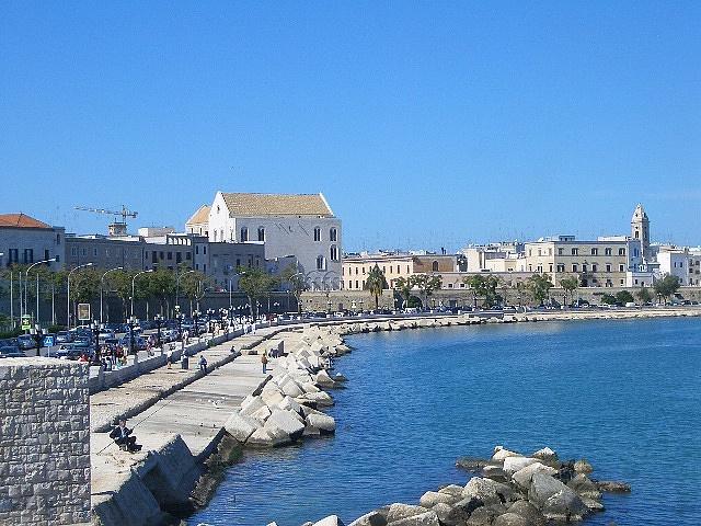 Lungomare di Bari | Puglia (Italy) | Pinterest