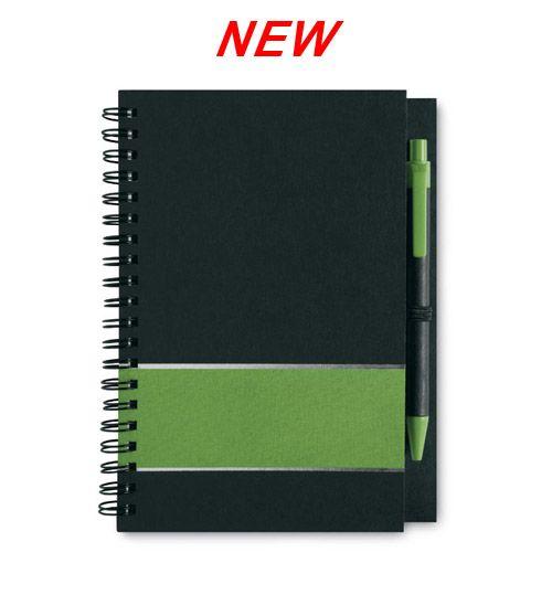 Cuaderno Lignex. Libreta de cartón tamaño A5. Desde 1,58 Euros en www.areadifusion.com