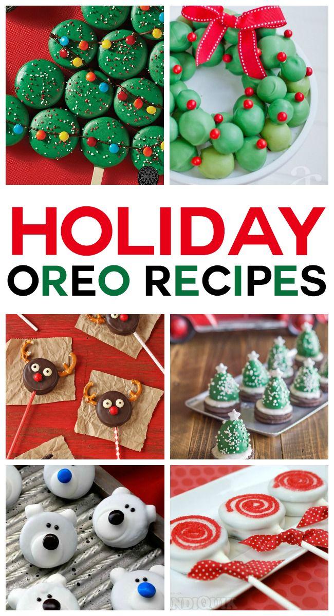 25 Incredible Holiday Oreo Recipes