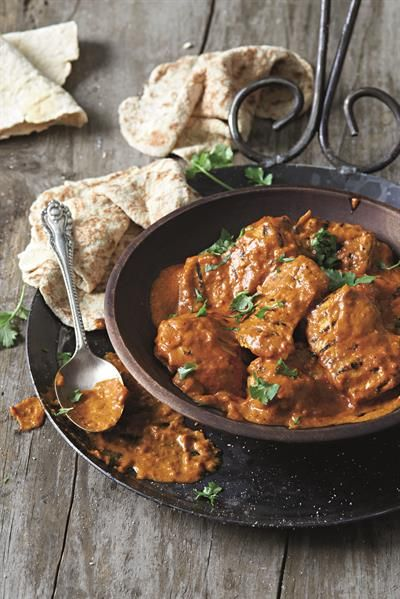 CHICKEN TIKKA MASALA.. yummy. A recipe from The Real meal revolution. #banting #timnoakes #LCHF