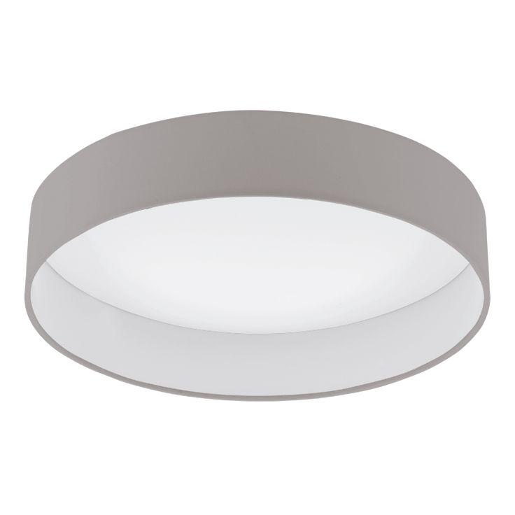 Palomaro Plafondlamp LED Taupe 405 Mm Doorsnee