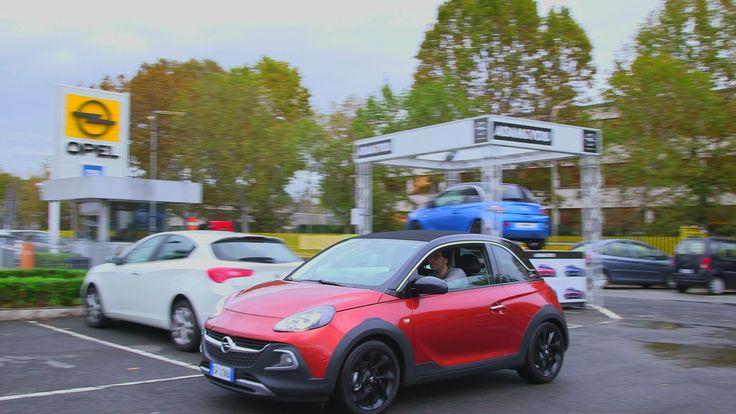 Sì, è il momento della riconsegna dell'#opeldamrocks in concessionaria. Ma quanto tempo resterà parcheggiata la vettura? Poco, perché è un piacere guidarla... #opel #alvolante #alvgabrielemazzucco http://www.alvolante.it/opel-adam-rocks/vincitori/roma