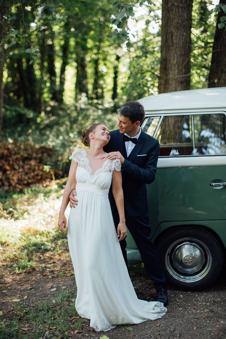 Un mariage au Manoir des Foulons dans les Yvelines – Laetitia et Guillaume