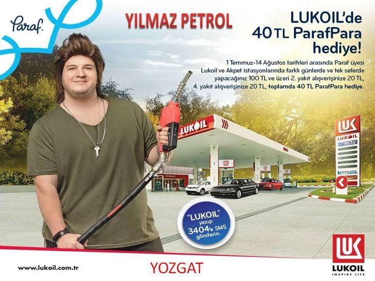 Halkbank Paraf Kart üyelerine avantajlı bir haberimiz var! Detaylar için tıklayın: http://bit.ly/2tni9P8 #LukoilTürkiye #LUKOILYılmazPetrolYOZGAT