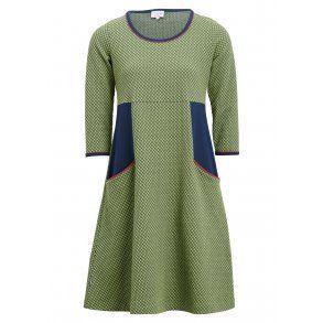 335dcde7 Charles Design - Kjole Signe - Grøn tern | Inspiration til syning ...