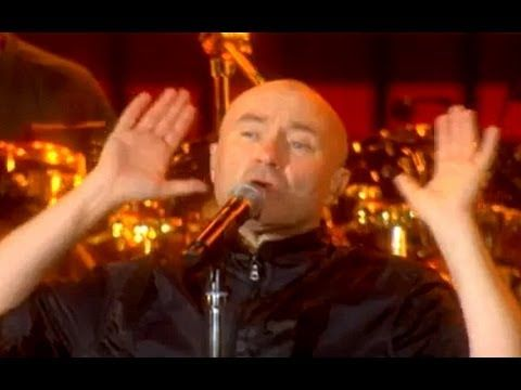 "Genesis - Carpet Crawlers (When in Rome 2007 DVD) - ""We gotta get in to get out"" ❤"