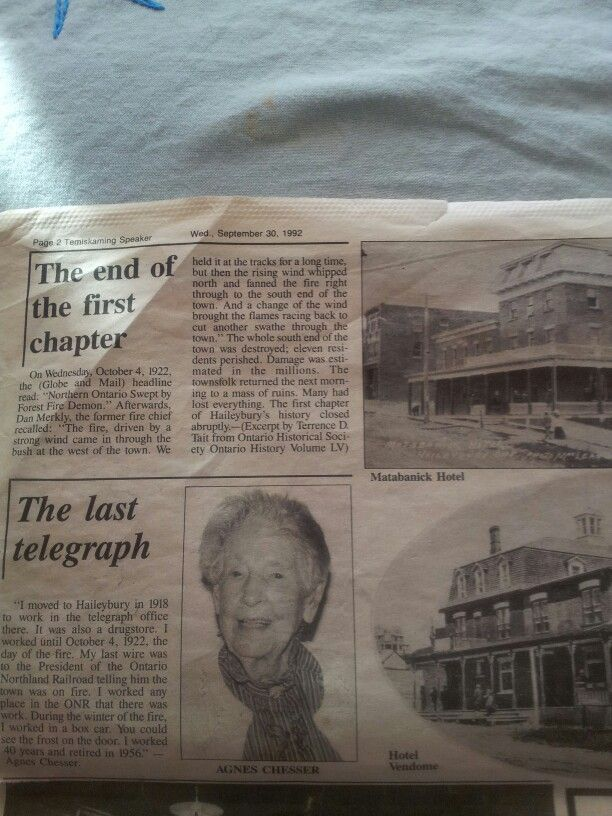 Old Haileybury news 13