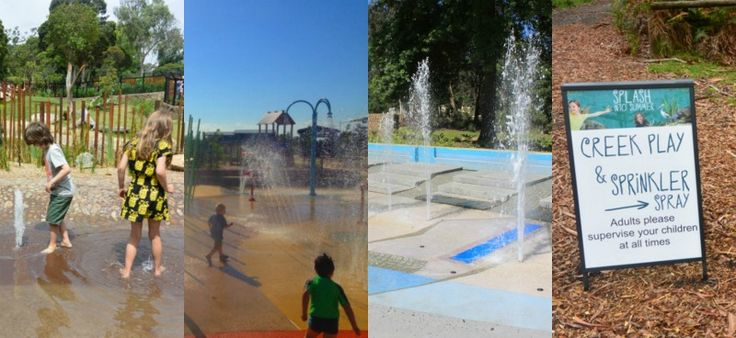 The best Water Play Areas in Melbourne