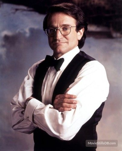 """Hook"" - Robin Williams as Peter Banning/Peter Pan"