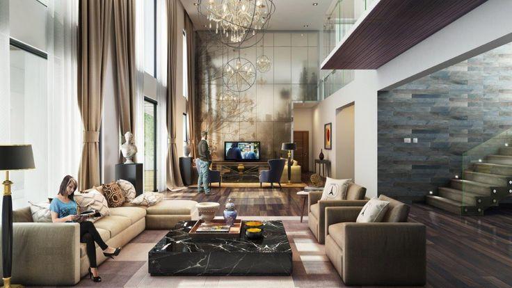 # Plus Living @ Supreme Amadore, Baner. Pune. A 3 & 4 Bedroom Opulent Suites project by Supreme Landmarks,Pune.