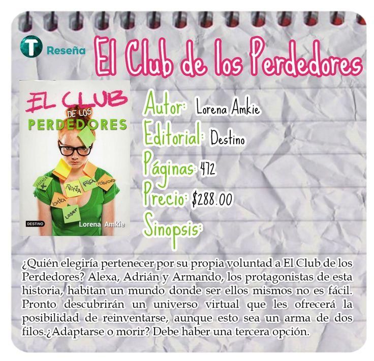 Más información: http://trancedeletras.blogspot.mx/2015/03/resena-el-club-de-los-perdedores-de.html