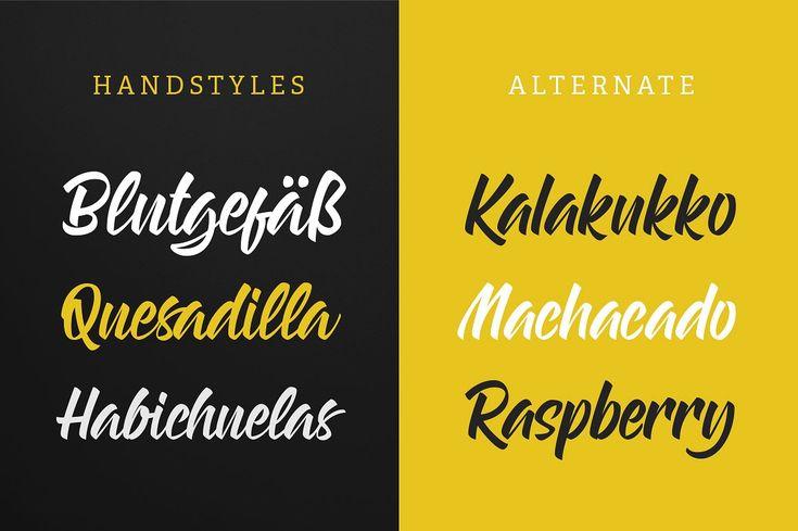 The Sensational Fonts Bundle: 33 Sensational Fonts - 99% off | Pixelo