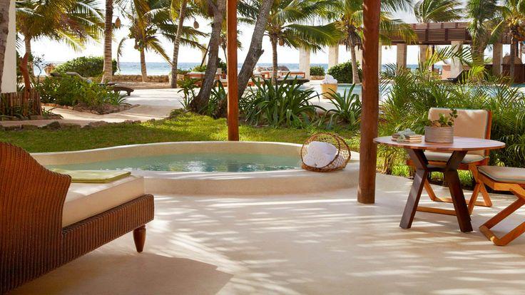 Riviera Maya Ocean View Villas in Playa del Carmen at Viceroy