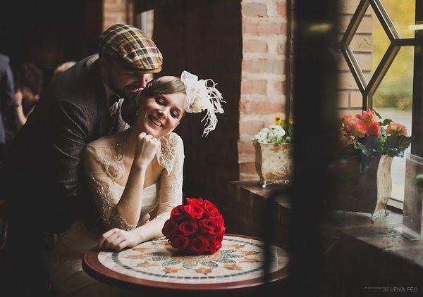свадьба осенью #wedding #groom #bride