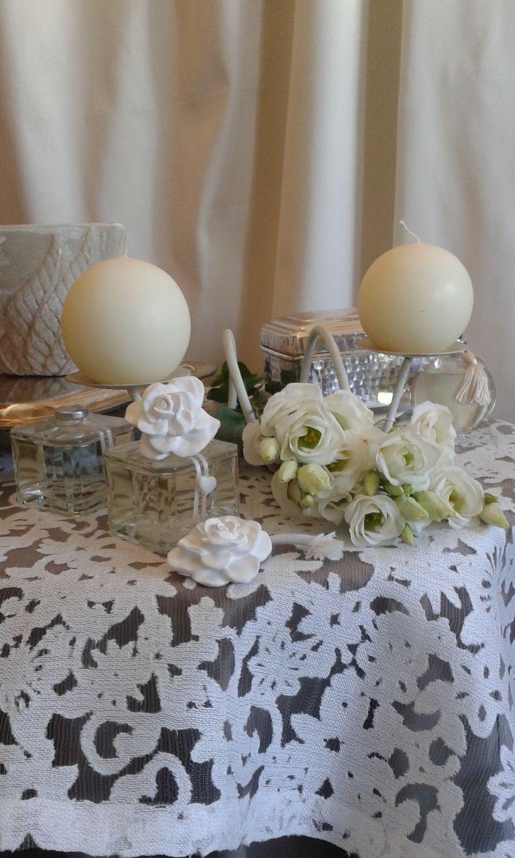 candele e profumazioni per la casa