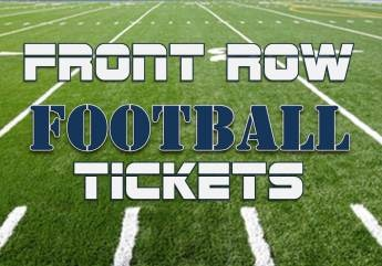 Get front row tickets for all football games from GoodSeatTickets.com and enjoy the game!