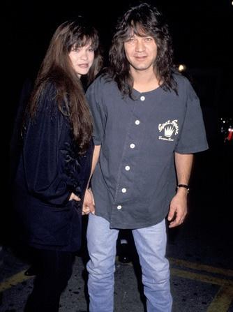 Valerie Bertinelli married rocker Eddie Van Halen on April 11, 1981. Van Halen struggled with drug addition and Valerie gave him an ultimatum -- either quit drugs or face divorce. Valerie divorced him in 2007, but attended his 2009 wedding to Janie Liszewski.