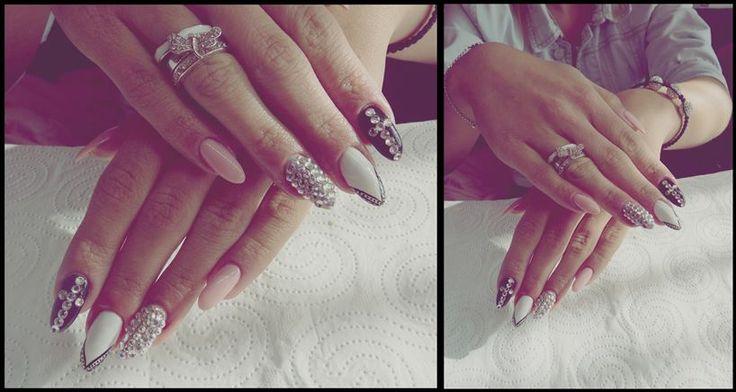 #semilac #diamondcosmetics #nail #nailaddict #inspirations